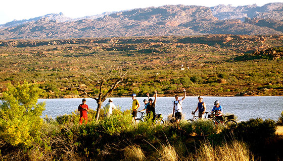 South Africa & Botswana Family Breakaway Multisport Tour